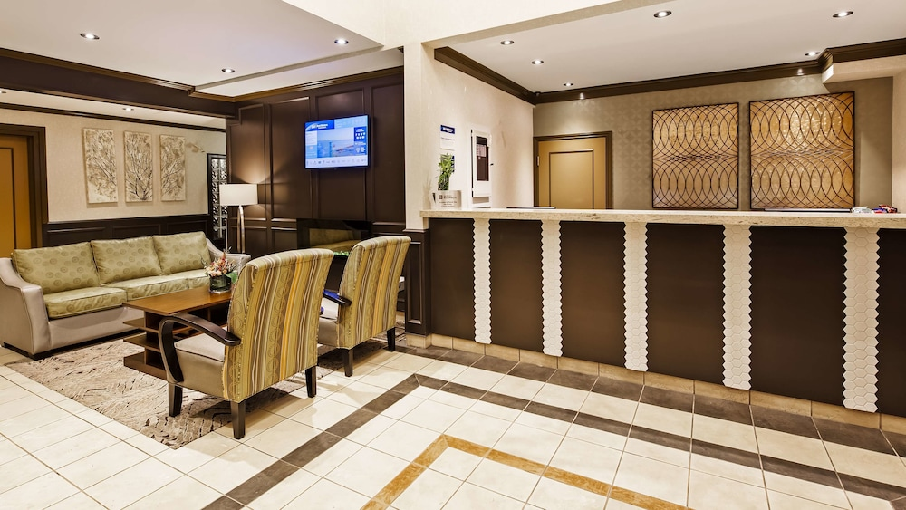 Lobby, Best Western King George Inn & Suites