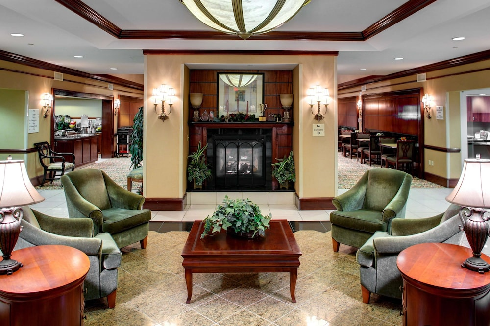 Lobby, Homewood Suites by Hilton Richmond - Airport