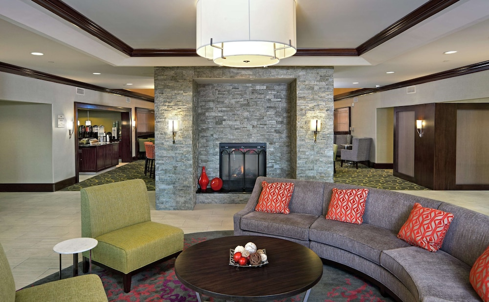 Reception, Homewood Suites by Hilton Richmond - Airport
