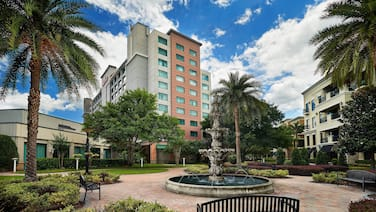 Orlando Marriott Lake Mary