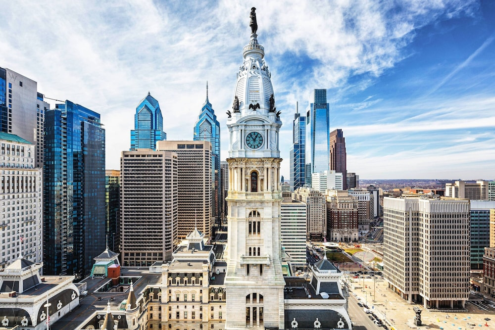 City View, Philadelphia Center City Residence Inn by Marriott