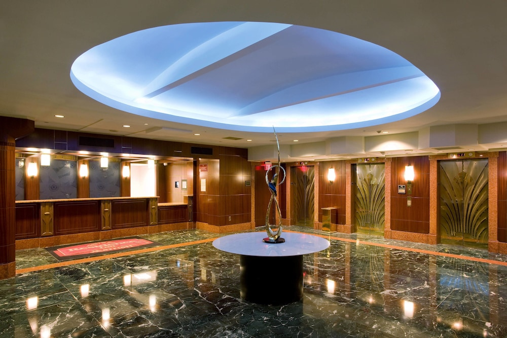 Lobby, Philadelphia Center City Residence Inn by Marriott