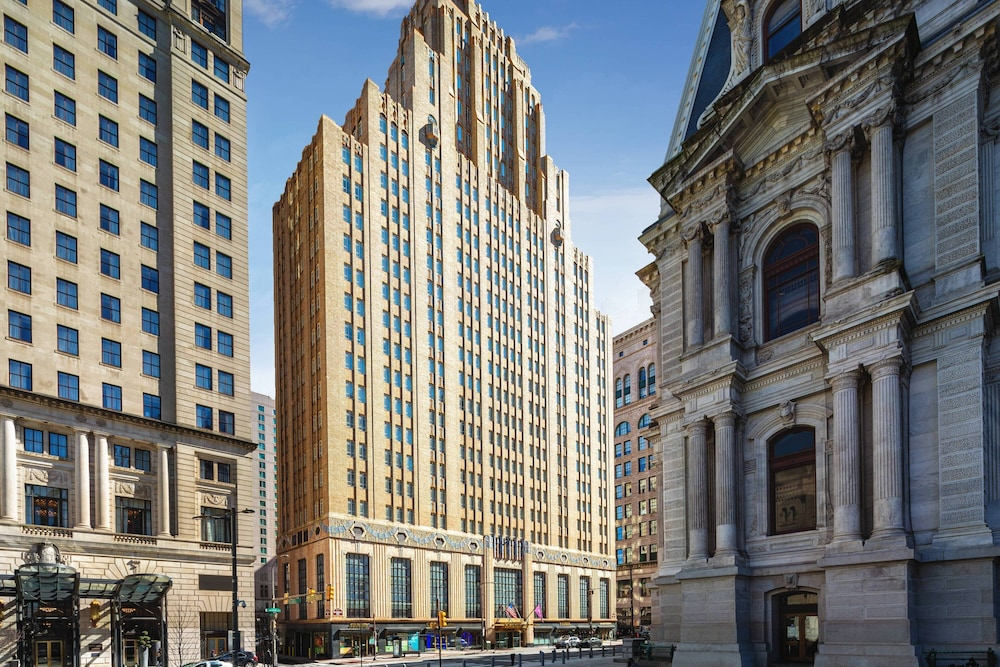 Exterior, Philadelphia Center City Residence Inn by Marriott