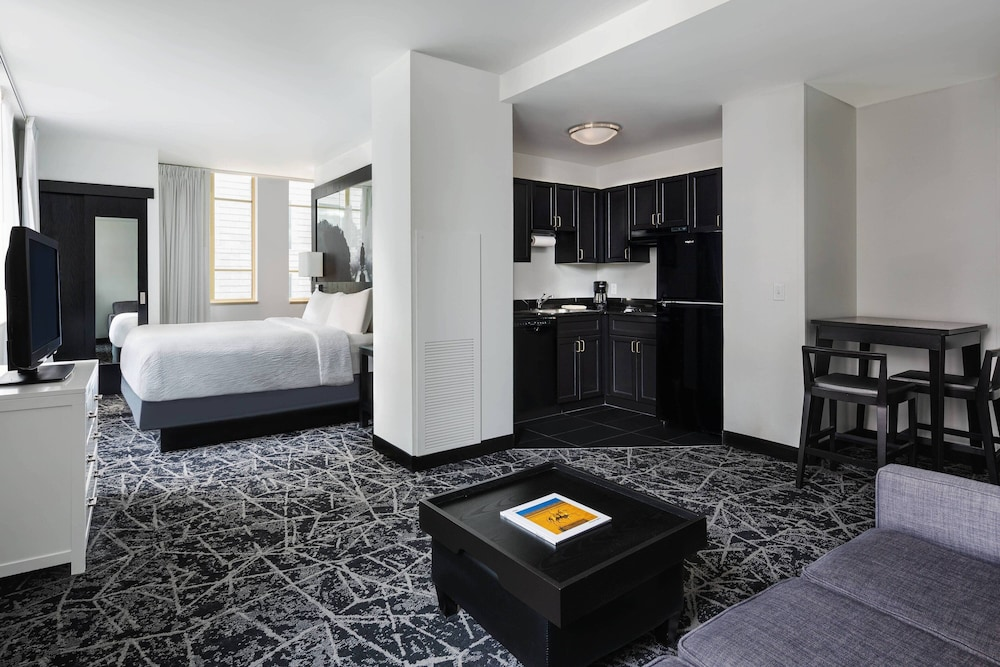 Room, Philadelphia Center City Residence Inn by Marriott