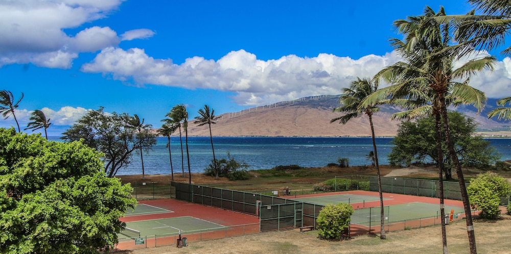 View from Property, Maui Schooner Resort