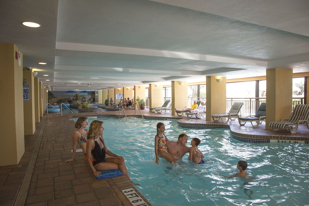 Indoor Pool, Holiday Inn At the Pavilion
