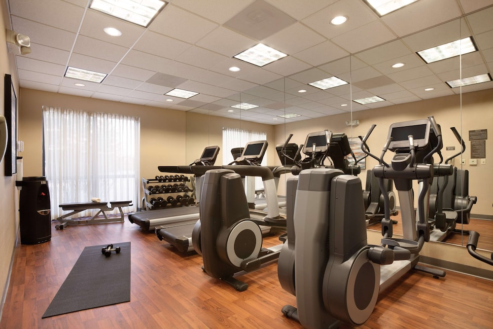 Fitness Facility, Hyatt Place Raleigh-Durham Airport