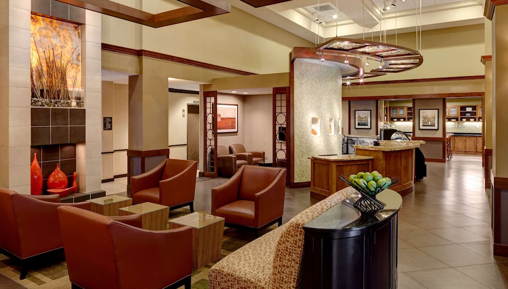 Lobby, Hyatt Place Raleigh-Durham Airport