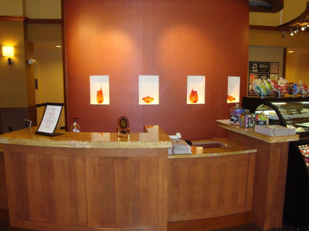 Reception, Hyatt Place Raleigh-Durham Airport