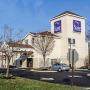 Sleep Inn And Suites Bensalem