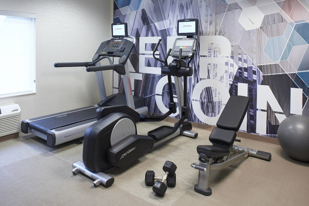 Fitness Facility, SpringHill Suites by Marriott Frankenmuth