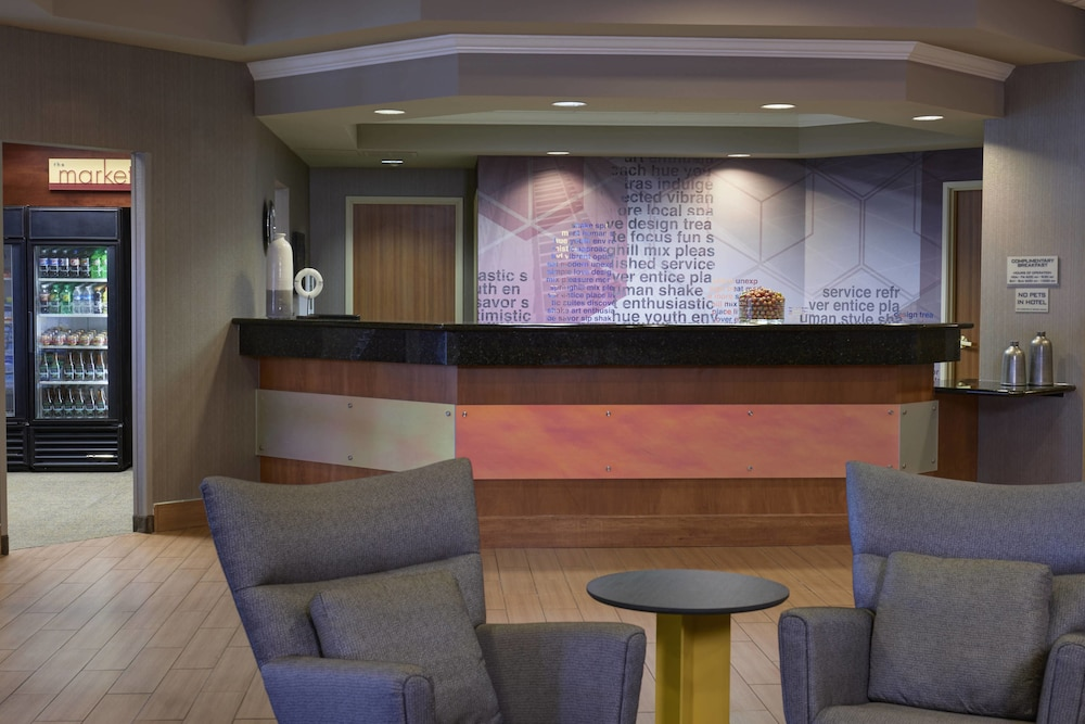 Lobby, SpringHill Suites by Marriott Frankenmuth
