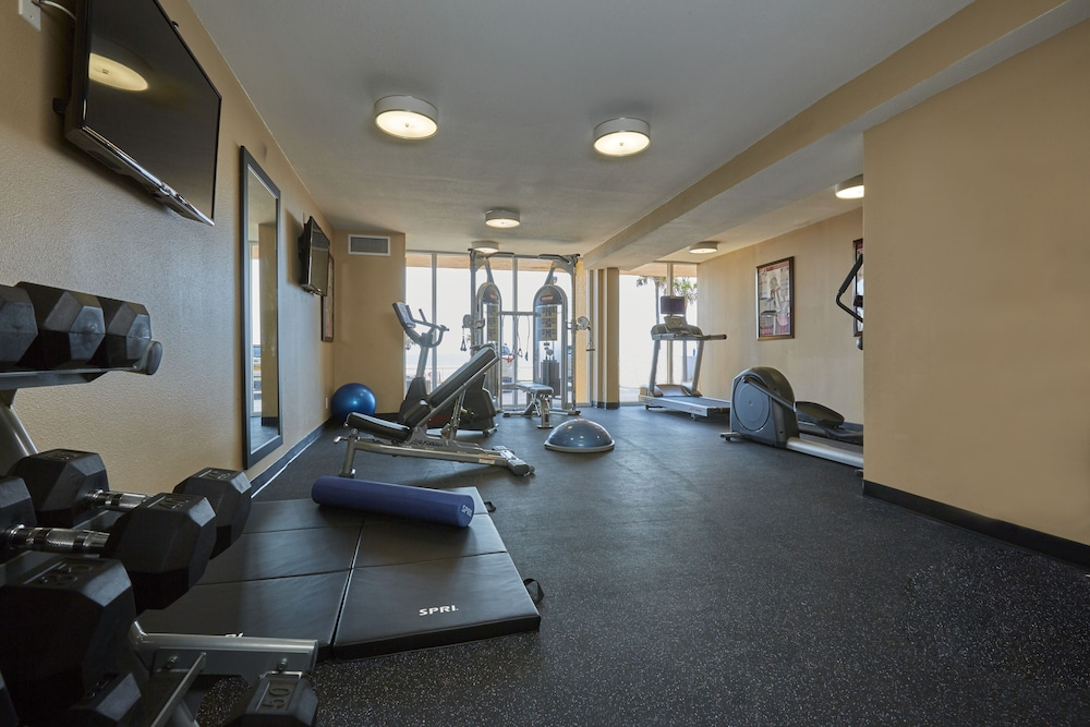 Fitness Facility, Holiday Inn Resort Daytona Beach Oceanfront