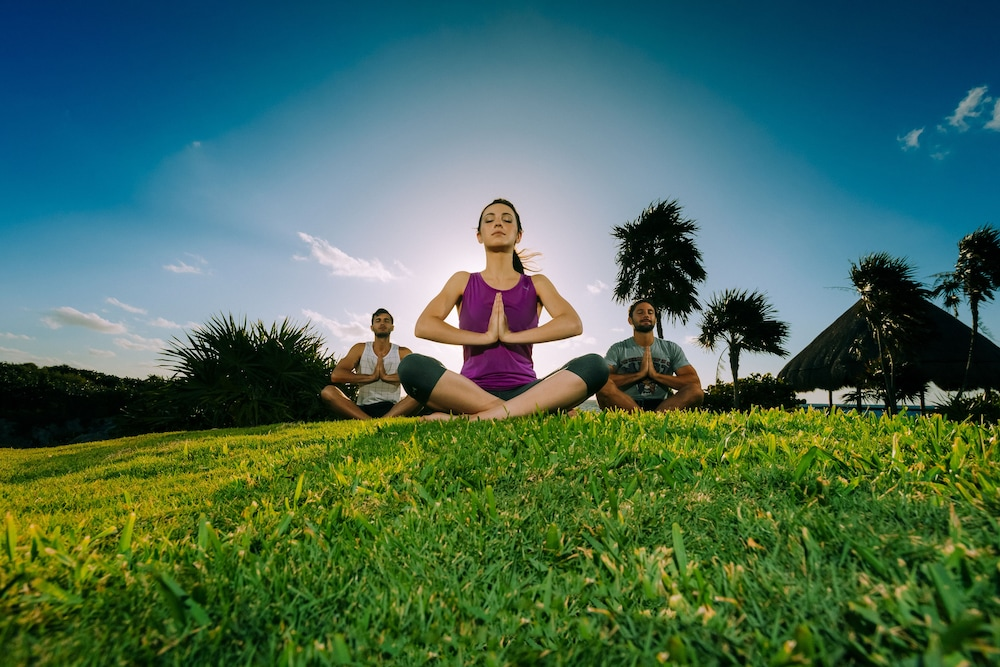 Yoga, Occidental at Xcaret Destination - All Inclusive