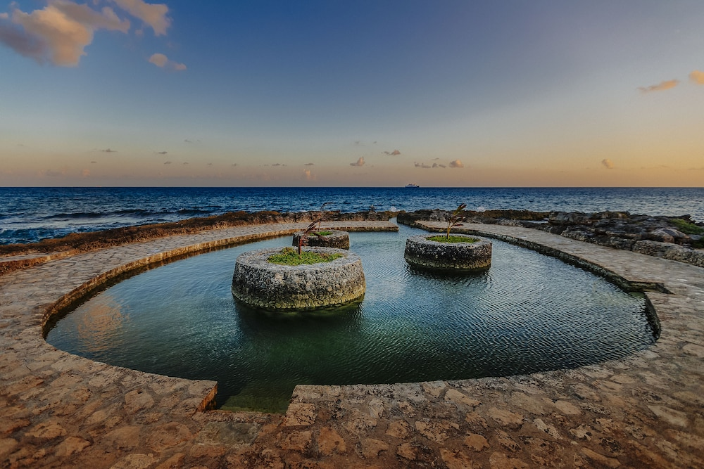 Natural Pool, Occidental at Xcaret Destination - All Inclusive