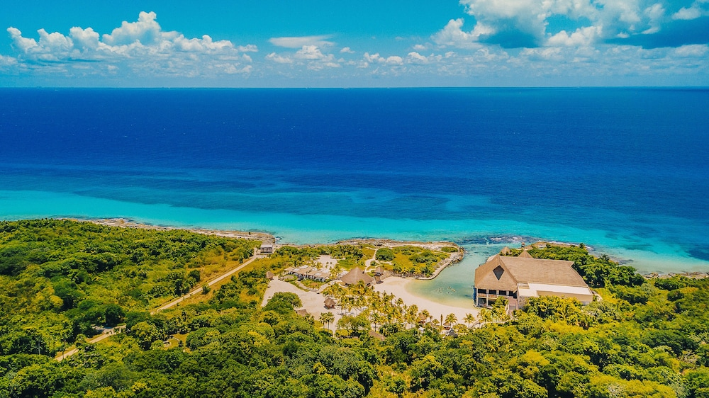 View from Property, Occidental at Xcaret Destination - All Inclusive
