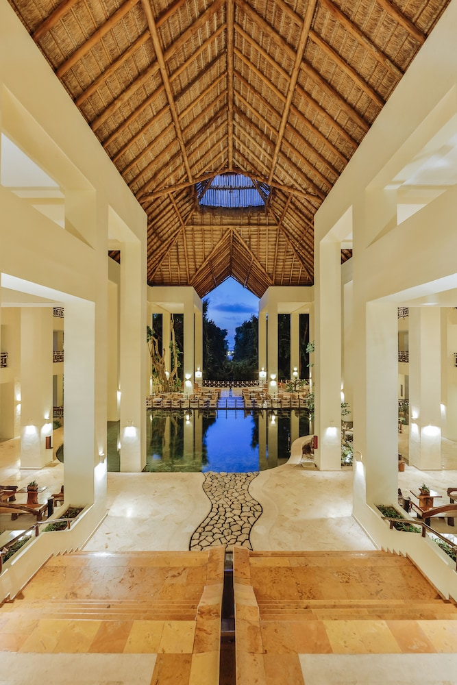 Interior Entrance, Occidental at Xcaret Destination - All Inclusive