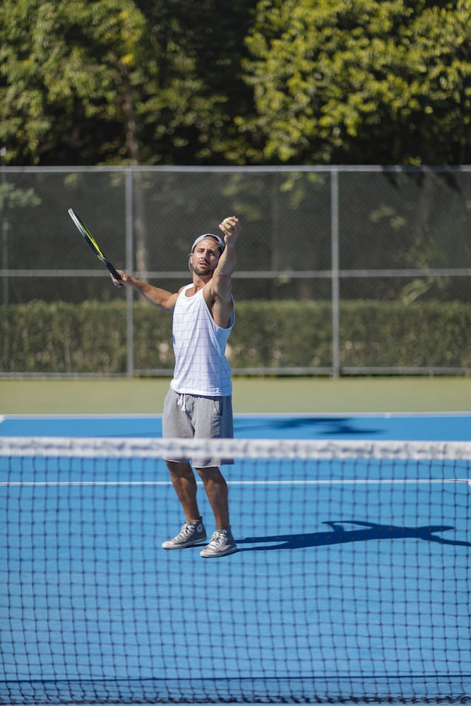 Tennis Court, Occidental at Xcaret Destination - All Inclusive