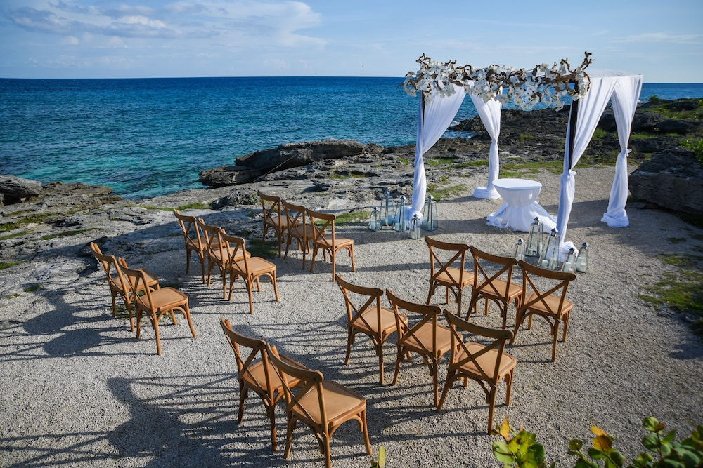 Outdoor Wedding Area, Occidental at Xcaret Destination - All Inclusive