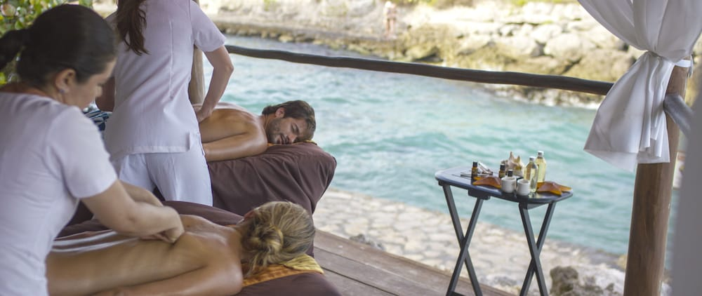 Massage, Occidental at Xcaret Destination - All Inclusive