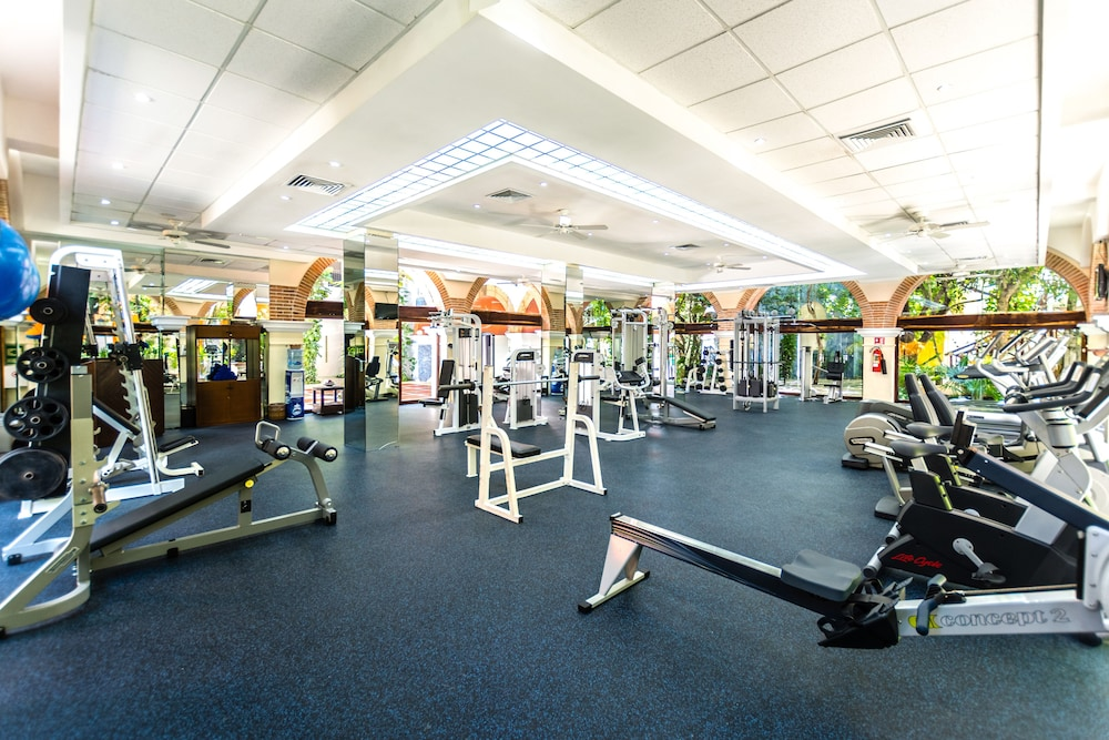 Gym, Occidental at Xcaret Destination - All Inclusive