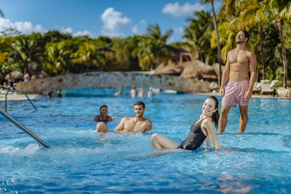 Outdoor Pool, Occidental at Xcaret Destination - All Inclusive