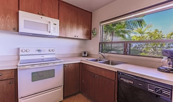 Condo, 2 Bedrooms, 2 Bathrooms, Garden View - In-Room Kitchen