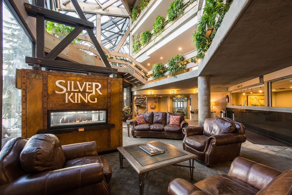 Lobby Sitting Area, Silver King Hotel by All Seasons Resort Lodging