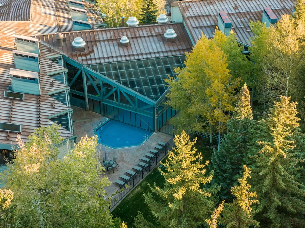 Aerial View, Silver King Hotel by All Seasons Resort Lodging