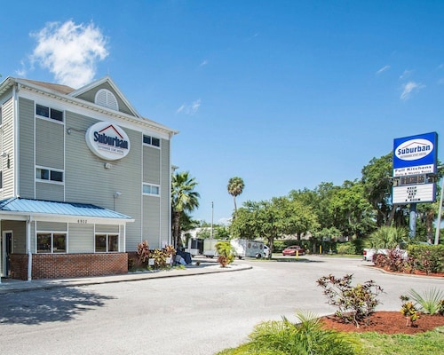 Great Place to stay Suburban Extended Stay Hotel Airport near Tampa