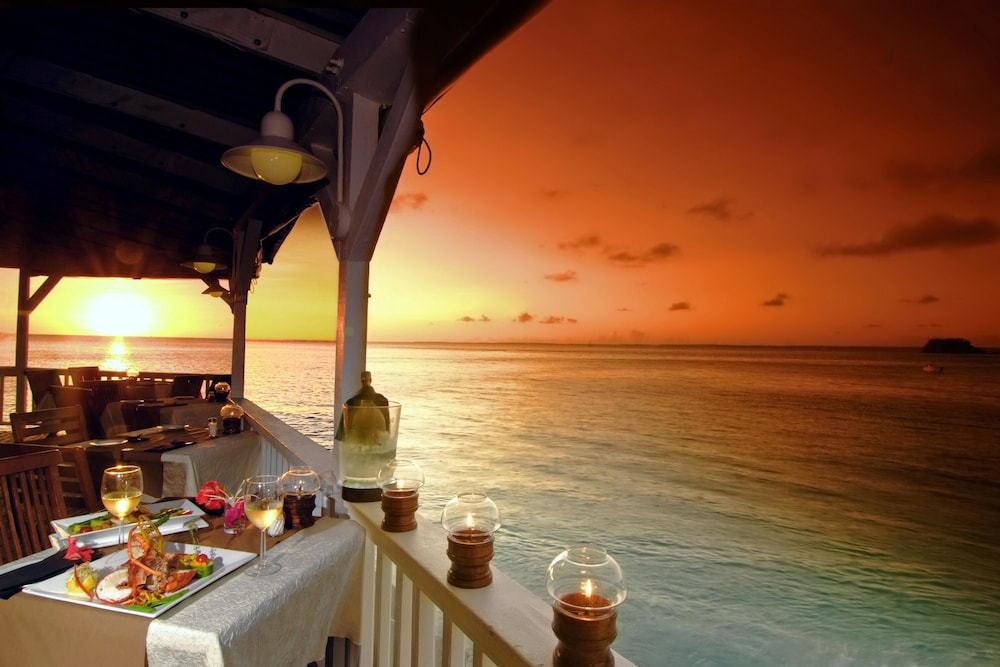 Bar, Grand Case Beach Club