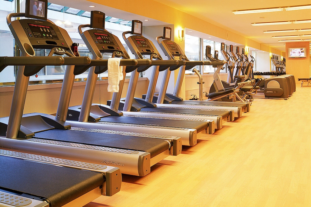Fitness Facility, Halifax Marriott Harbourfront Hotel