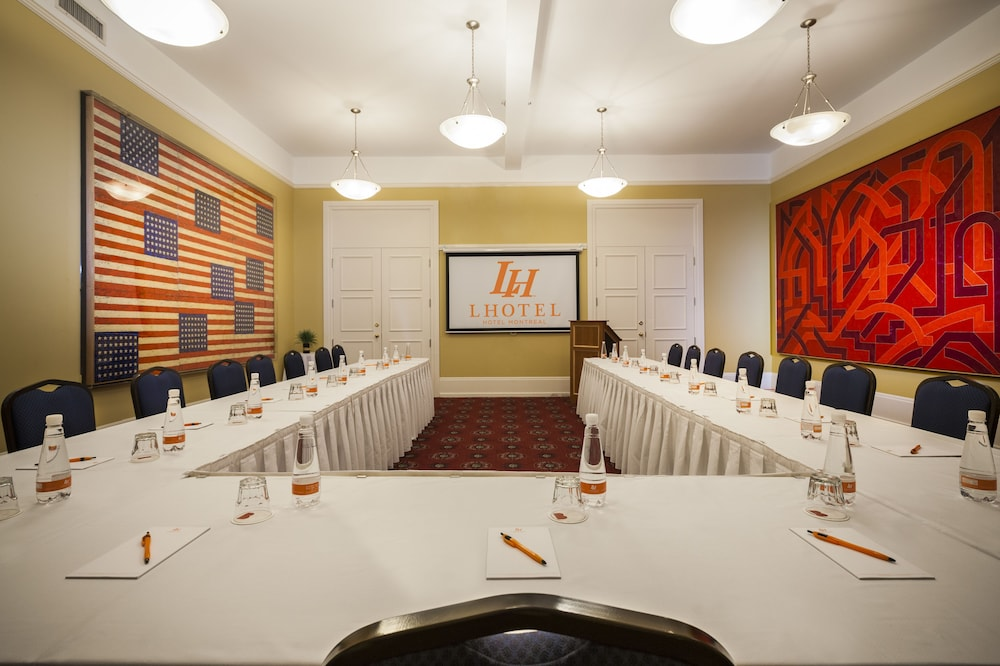 Meeting Facility, LHotel Montreal