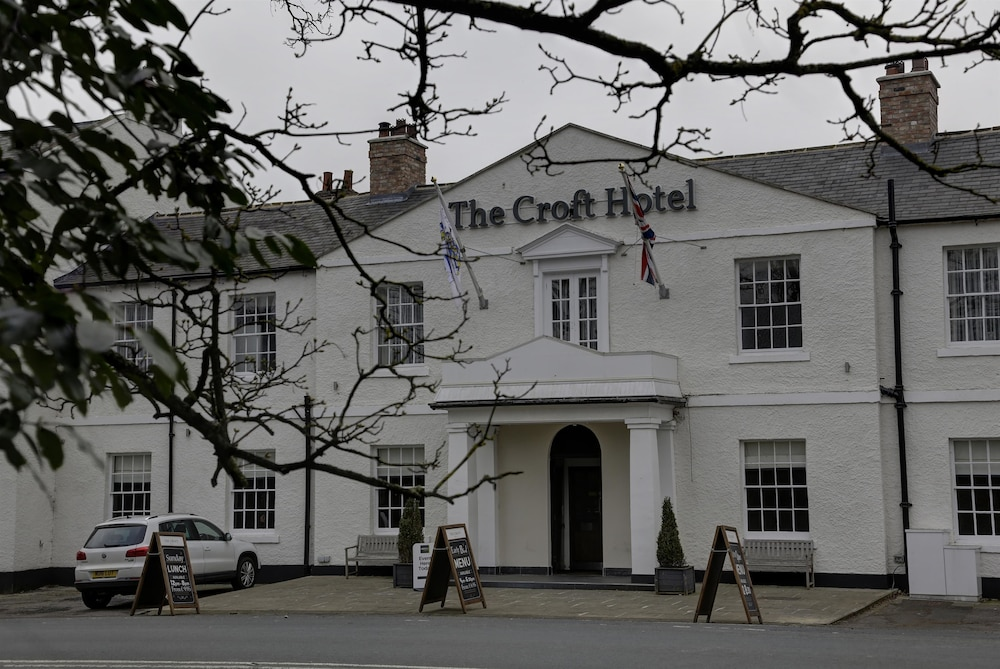 Best Western Plus The Croft Hotel