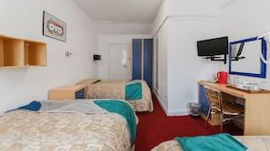 In-room safe, iron/ironing board, WiFi