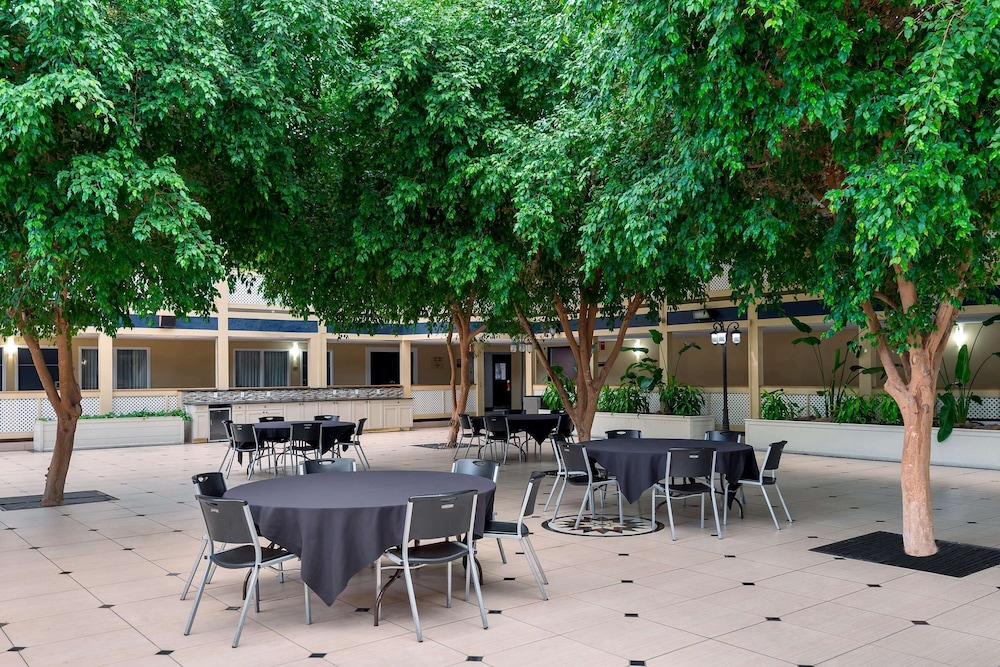 Courtyard, Ramada by Wyndham Indianapolis Speedway