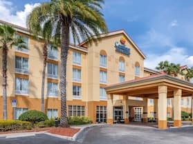 Comfort Inn & Suites Orlando North