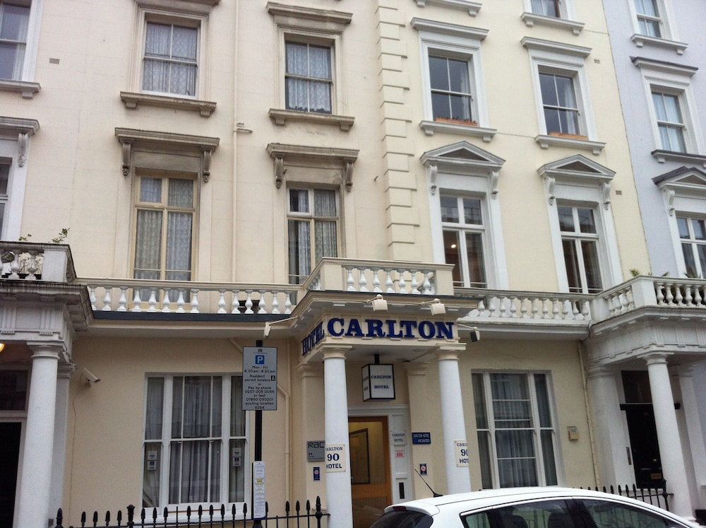 Front of Property, Carlton Hotel