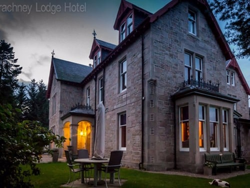 Dalrachney Lodge Hotel