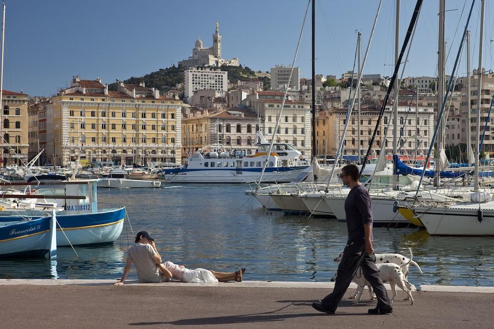 Hotel Oceania Marseille Vieux Port