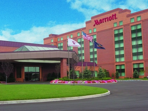 Great Place to stay Chicago Marriott Northwest near Hoffman Estates