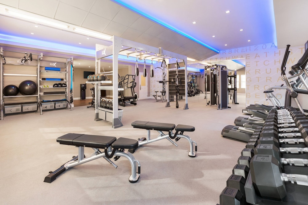 Fitness Facility, Residence Inn by Marriott Deptford