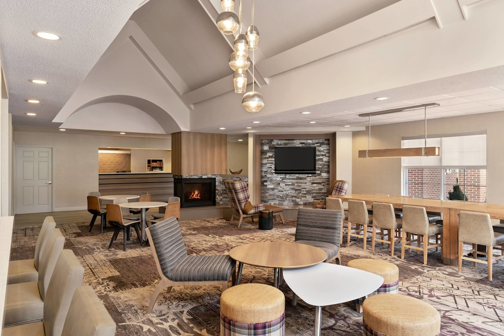 Lobby, Residence Inn by Marriott Deptford