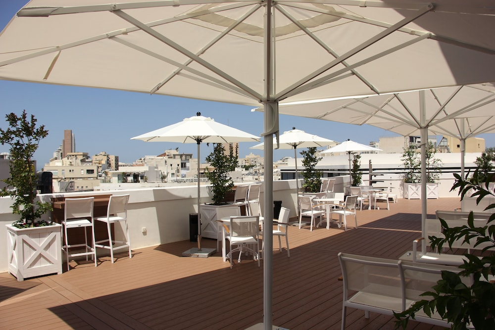 Terrace/Patio, Cinema - an Atlas Boutique Hotel