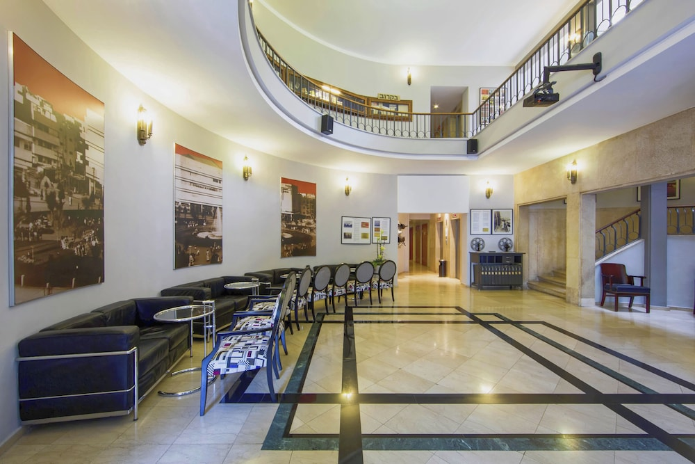 Lobby, Cinema - an Atlas Boutique Hotel