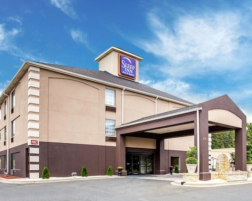 Sleep Inn And Suites Albemarle