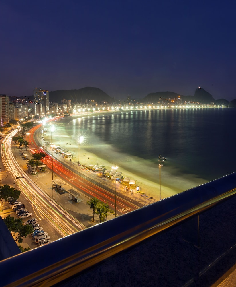 View from Property, Orla Copacabana Hotel
