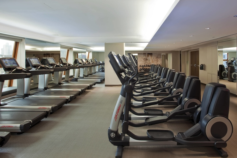 Fitness Facility, The Westin New York at Times Square