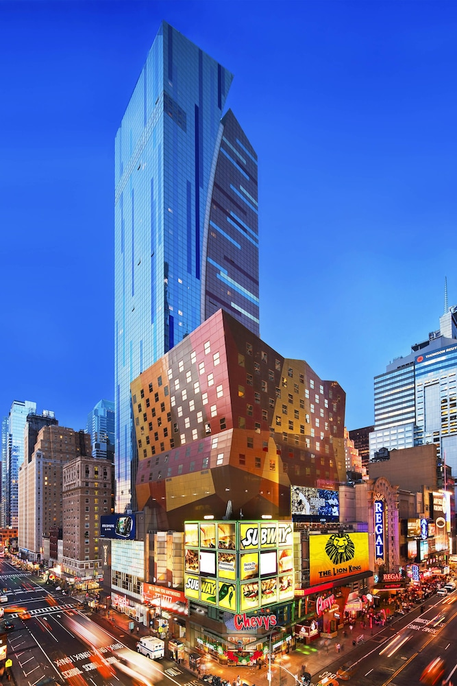 Exterior, The Westin New York at Times Square
