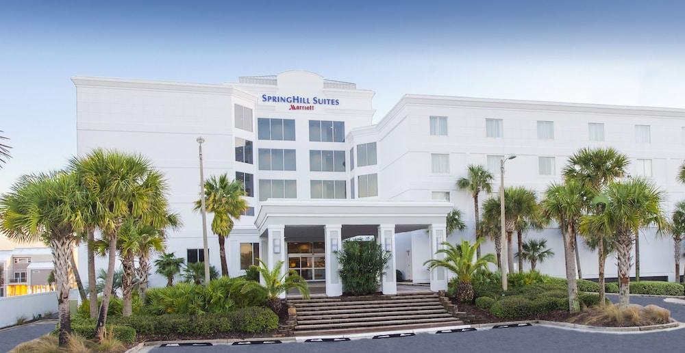 Springhill Suites Pensacola Beach Florida Reviews